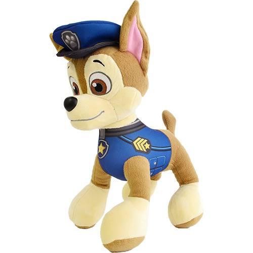 Pelúcia Patrulha Canina Chase - Sunny Brinquedos