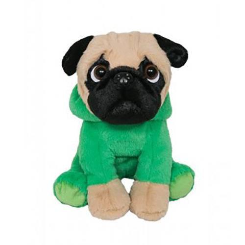 Pelúcia Pug Dino - Buba Toys