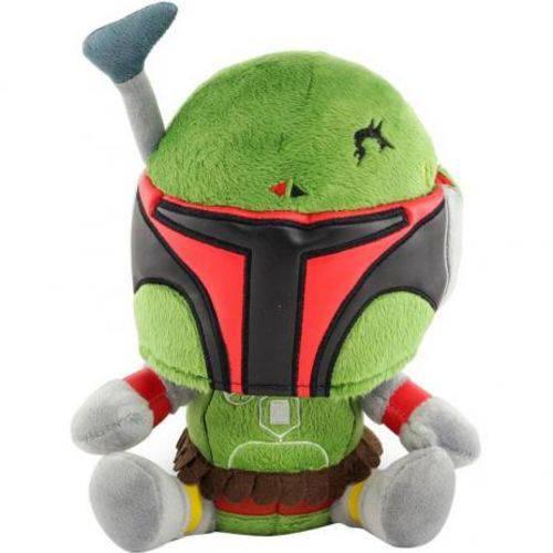 Pelúcia Star Wars com Som - Boba Fett - Dtc 3787