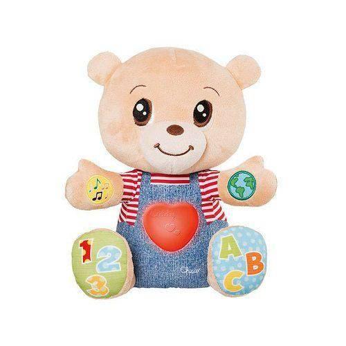 Pelucia TEDDY o Ursinho das Emoçoes Bilingui Abcchicco 07947