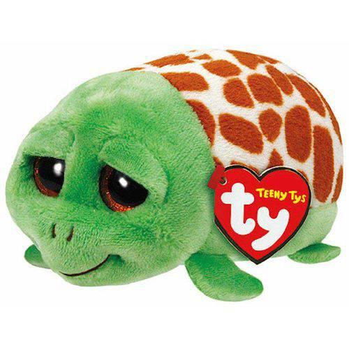 Pelúcia Teeny Tys Cruiser Tartaruga - Dtc