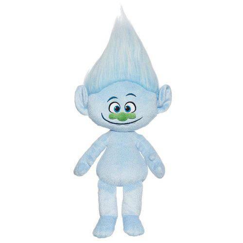 Pelúcia Trolls - 45 Cm - Guy Diamond - Hasbro