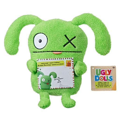 Pelúcia UglyDolls Sincerely Yours Lucky Bat - Hasbro
