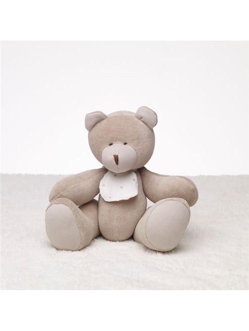 Pelúcia Urso Baby Nude e Rosa