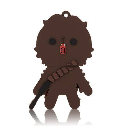 Pen Drive 8gb Chewbacca Pd041 - Multilaser