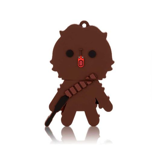 Pen Drive 8GB Chewbacca Star Wars Multilaser - 041