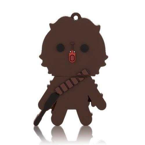 Pen Drive 8gb Star Wars Chewbacca Pd041 Multilaser