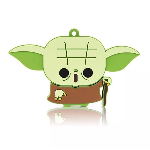 Pen Drive 8GB Star Wars Yoda PD037 - Multilaser