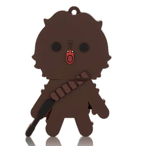 Pen Drive Chewbacca 8gb Multilaser Pd041