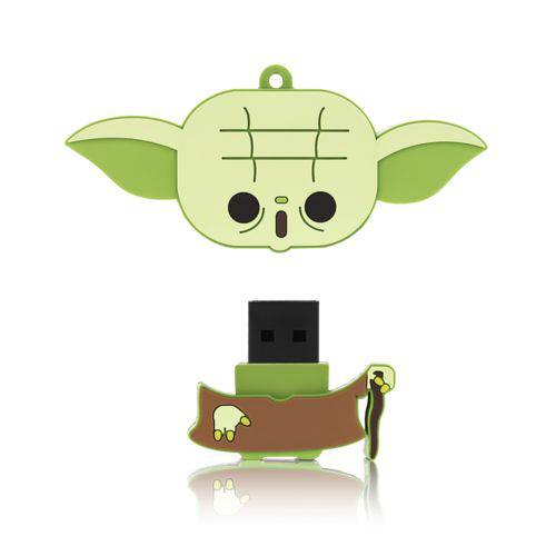 Pendrive Yoda 8gb Multilaser- Pd037