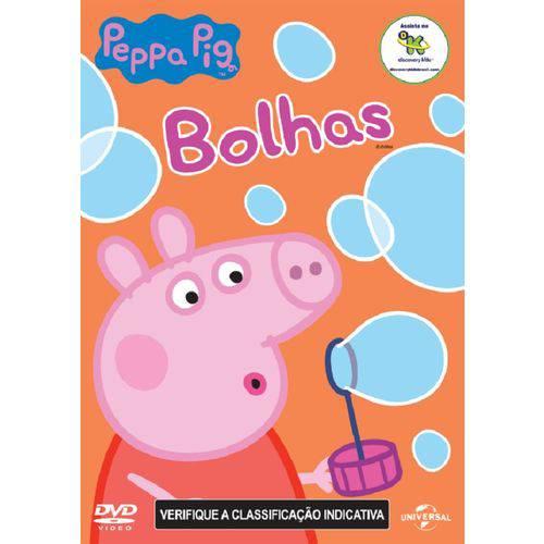Peppa Pig Bolhas- DVD Infantil