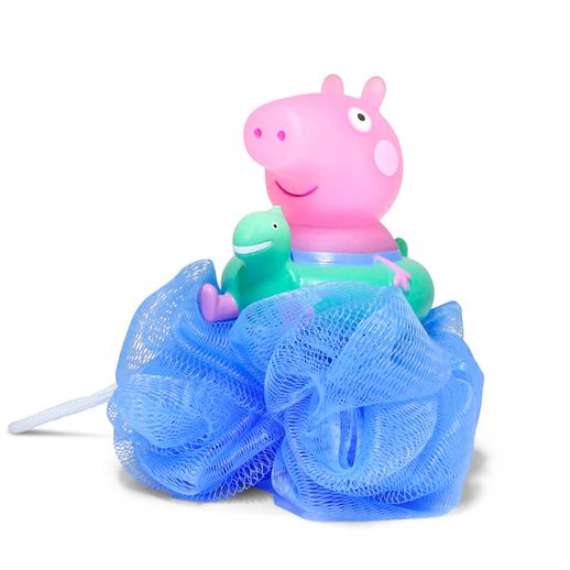 Peppa Pig Esponja de Banho George - DTC
