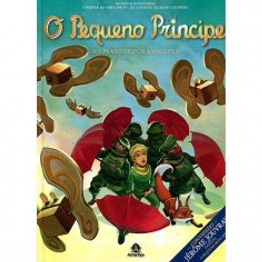 Pequeno Principe no Planeta dos Amicopes, o - Vol 7 - Amarilys