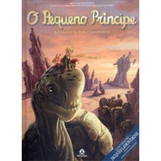 Pequeno Principe no Planeta dos Carapodes, o - Vol 8 - Amarilys