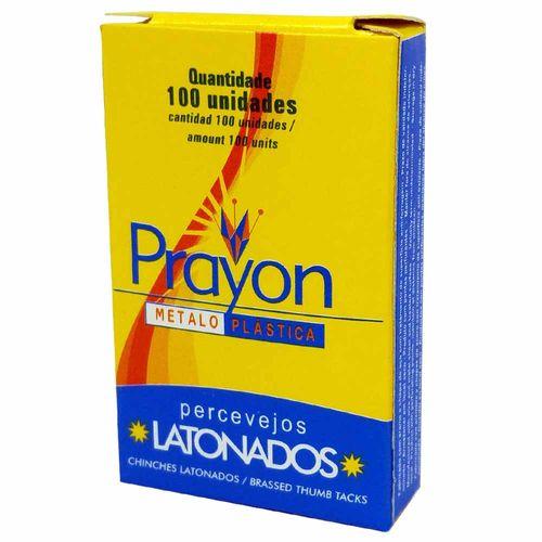 Percevejo Latonado Prayon 100 Unidades 998733