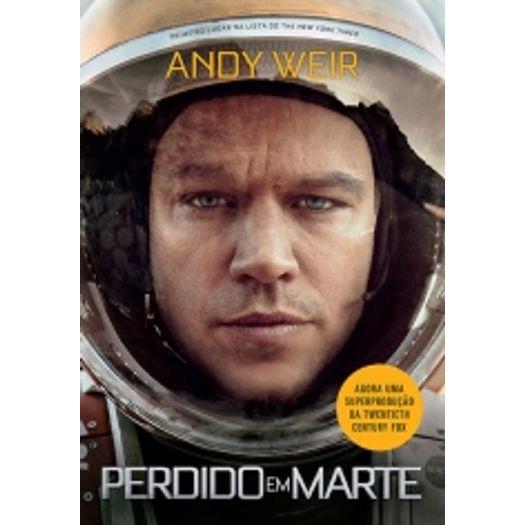 Perdido em Marte - Capa Filme - Arqueiro