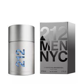 Perfume 212 Men Eau de Toilette 50ml