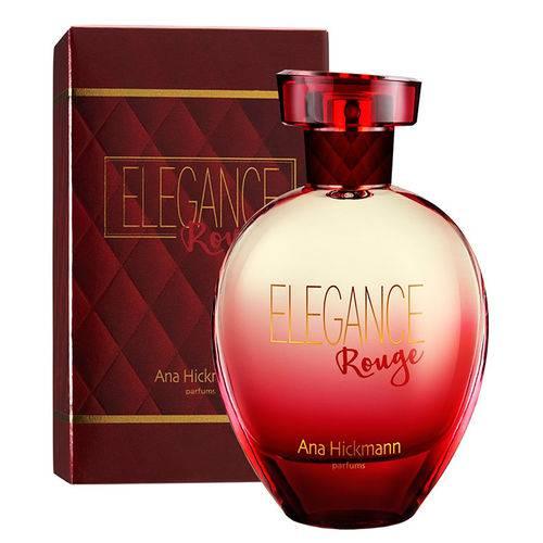 Perfume Ana Hickman Elegance Rouge Deo Colonia 80 Ml