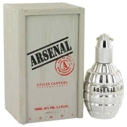 Perfume Arsenal Platinum Edp Masculino 100ml
