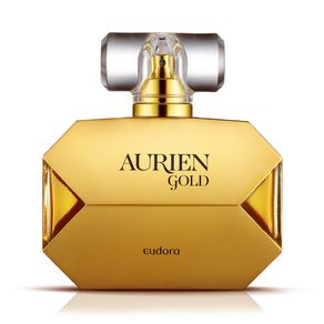 Perfume Aurien Gold Feminino Deo Colônia 100ml