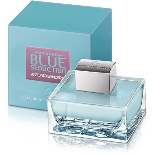 Perfume Blue Seduction Feminino Eau de Toilette 50ml - Antonio Banderas