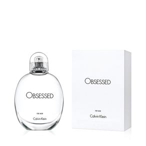Perfume Calvin Klein Obsessed For Men Eau de Toilette 125ml