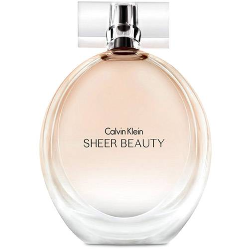 Perfume Calvin Klein Sheer Beauty Feminino Eau de Toilette 100ml