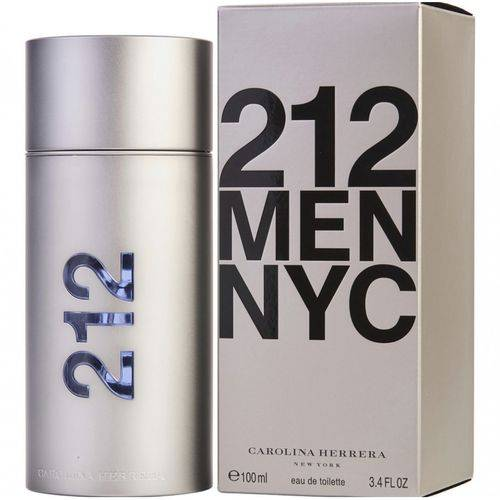 Perfume Carolina Herrera 212 Men 200ml EDT
