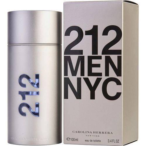 Perfume Carolina Herrera 212 Men