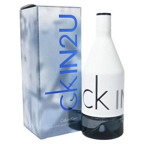 Perfume Ck In 2 U Him Masculino Eau de Toilette 100ml - Calvin Klein