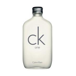 Perfume CK One Calvin Klein Unissex Eau de Toilette 50ml
