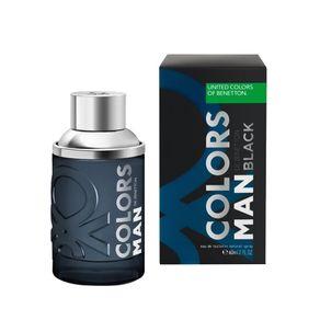 Perfume Colors Black Masculino Eau de Toilette 60ml