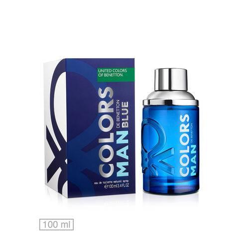 Perfume Colors Man Blue 100ml