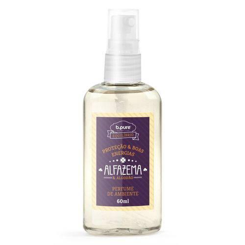 Perfume de Ambiente Spray - Alfazema e Algodão - 60ml