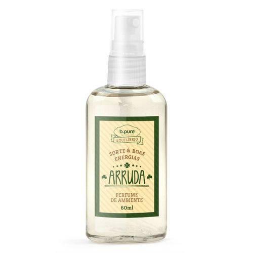 Perfume de Ambiente Spray - Arruda - 60ml