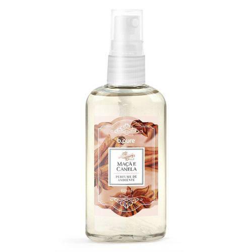 Perfume de Ambiente Spray - Maçã e Canela - 60ml
