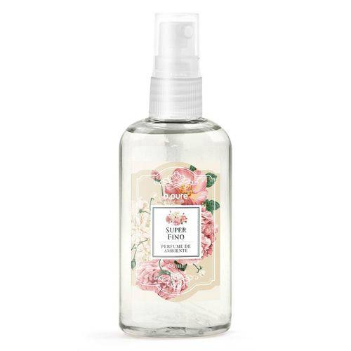 Perfume de Ambiente Spray - Super Fino - 60ml