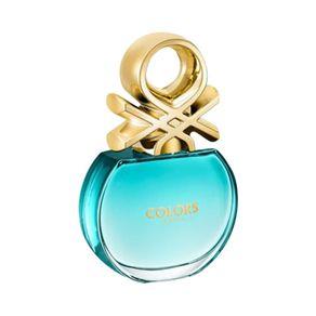 Perfume Feminino Benetton Colors Blue Eau de Toilette 50ml