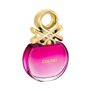 Perfume Feminino Benetton Colors Pink Eau de Toilette 50ml