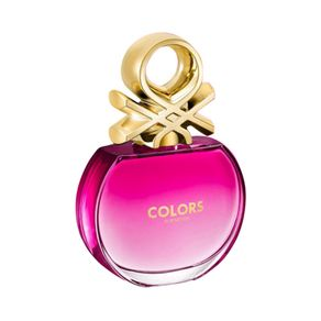 Perfume Feminino Benetton Colors Pink Eau de Toilette 80ml