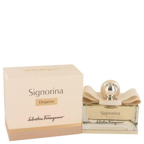 Perfume Feminino Signorina Eleganza Salvatore Ferragamo 50 Ml Eau de Parfum