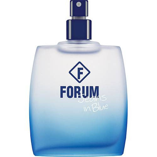 Perfume Forum Jean In Blue Unissex Deo Colônia 50ml