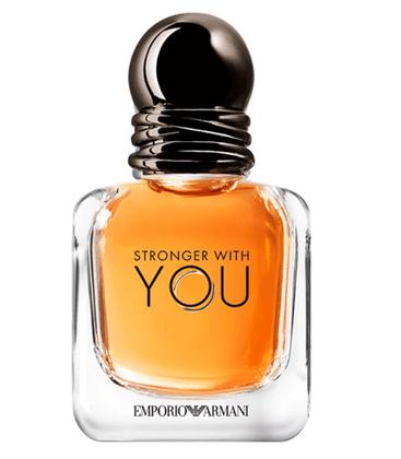 Perfume Giorgio Armani Stronger With You Eau de Toilette Masculino 30ml