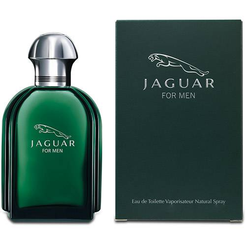 Perfume Jaguar For Men Eau de Toilette 100ml