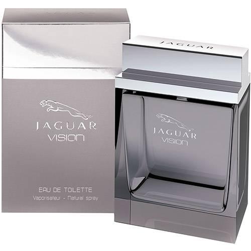 Perfume Jaguar Vision Masculino Eau de Toilette 60ml