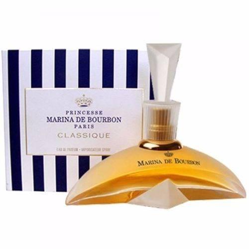 Perfume Marina Bourbon Classique 100ml Fem.
