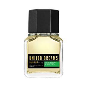 Perfume Masculino Benetton Dream Big Eau de Toilette 60 Ml