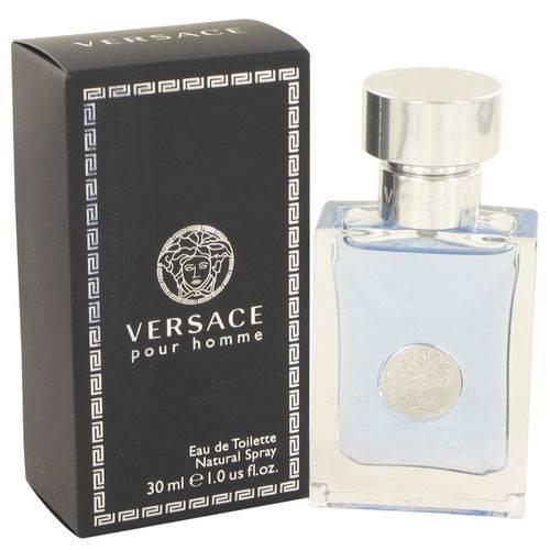 Perfume Masculino Pour Homme Versace 30 Ml Eau de Toilette
