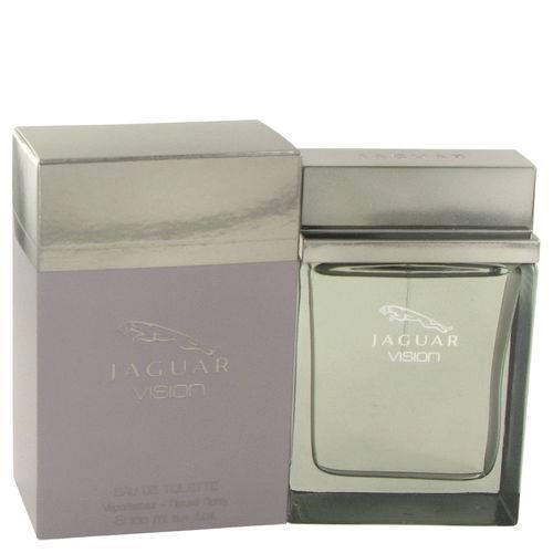 Perfume Masculino Vision Jaguar 100 Ml Eau de Toilette