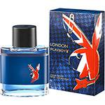 Perfume Playboy London Masculino Eau de Toilette 50ml